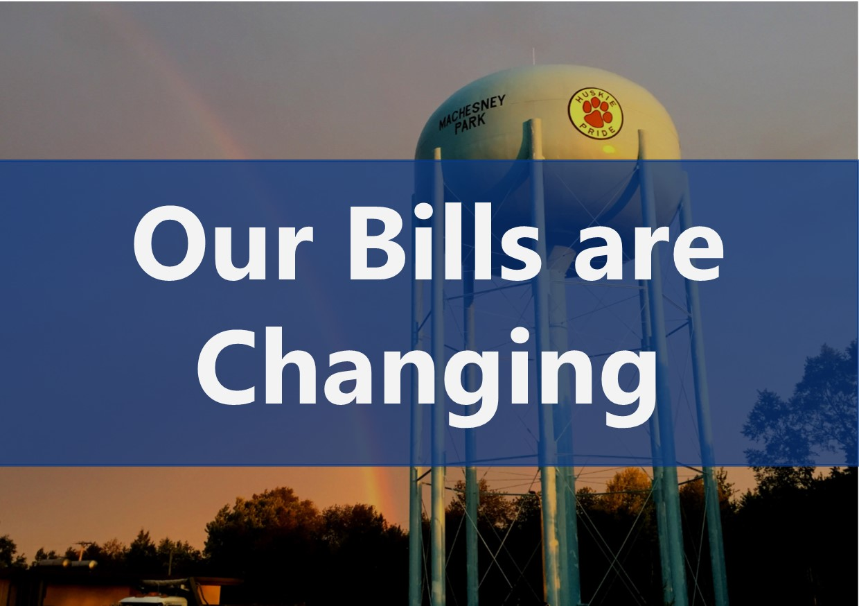Bill Changes